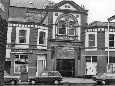 Carlisle, Lowther Street