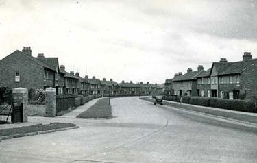 Carlisle, Holywell Crescent