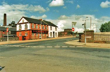 Carlisle, Little Caldew