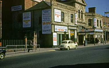 Carlisle, Her Majesty's Theatre, Lowther Street.