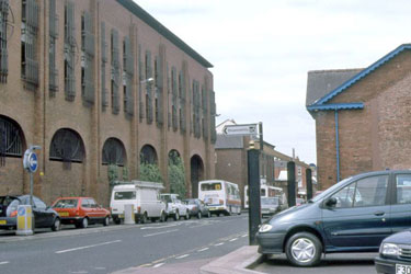 Carlisle, East Tower Street.