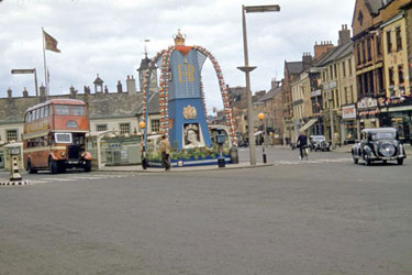Carlisle, English Street, Town Hall.