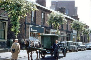 Carlisle, Cecil Street