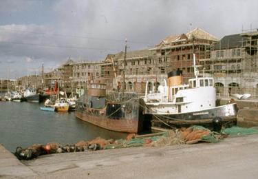 Maryport Docks