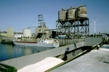 Silloth Dock