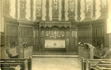 Carlisle, St Marys Church
