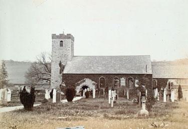 Caldbeck Church