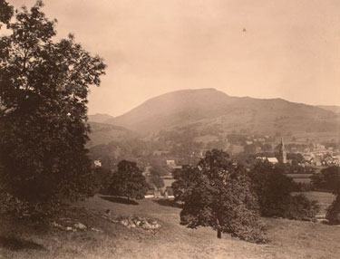 Ambleside and Red Screes