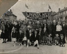 View: ct50875 Carlisle Coronation Celebrations  1953. Lingmoor Way, Harraby